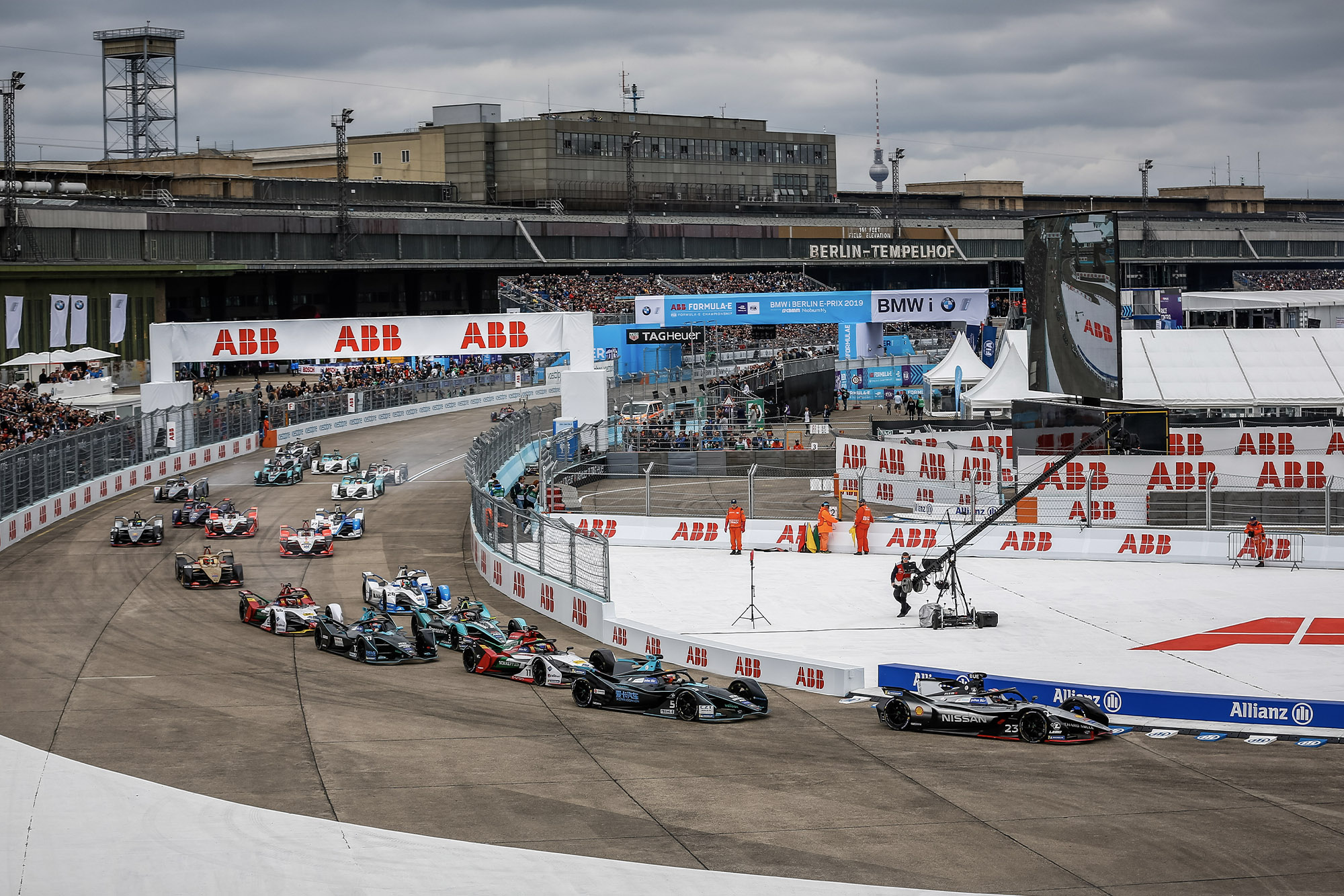 Formula E's 'summer camp' finale: Half a season in 9 days