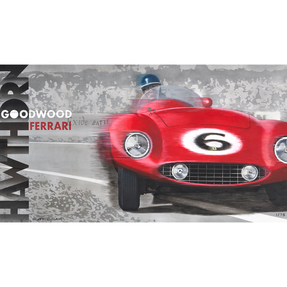 Product image for Hawthorne Ferrari Goodwood