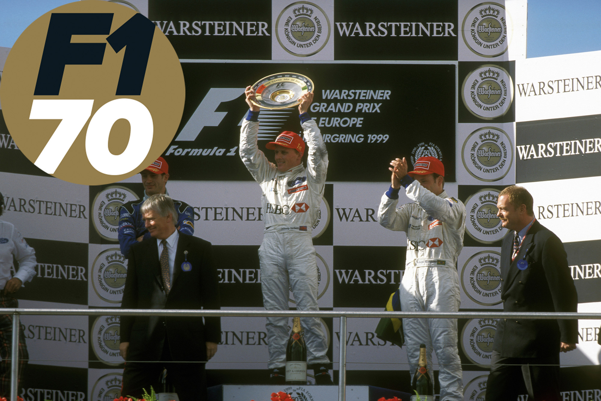 F1's Great Drives: Johnny Herbert – 1999 European Grand Prix
