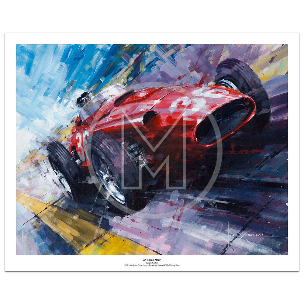 Product image for An Italian Affair | Limited Edition Print