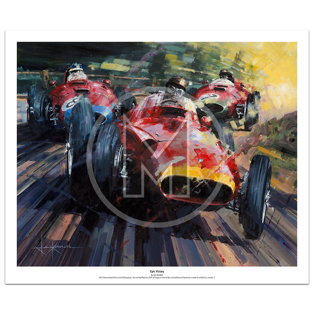 Product image for Epic Victory | Limited Edition Print