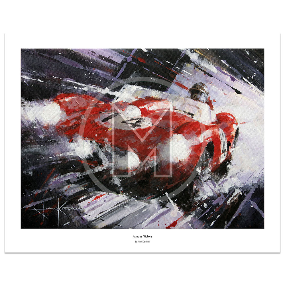 Product image for Famous Victory | Limited Edition Print