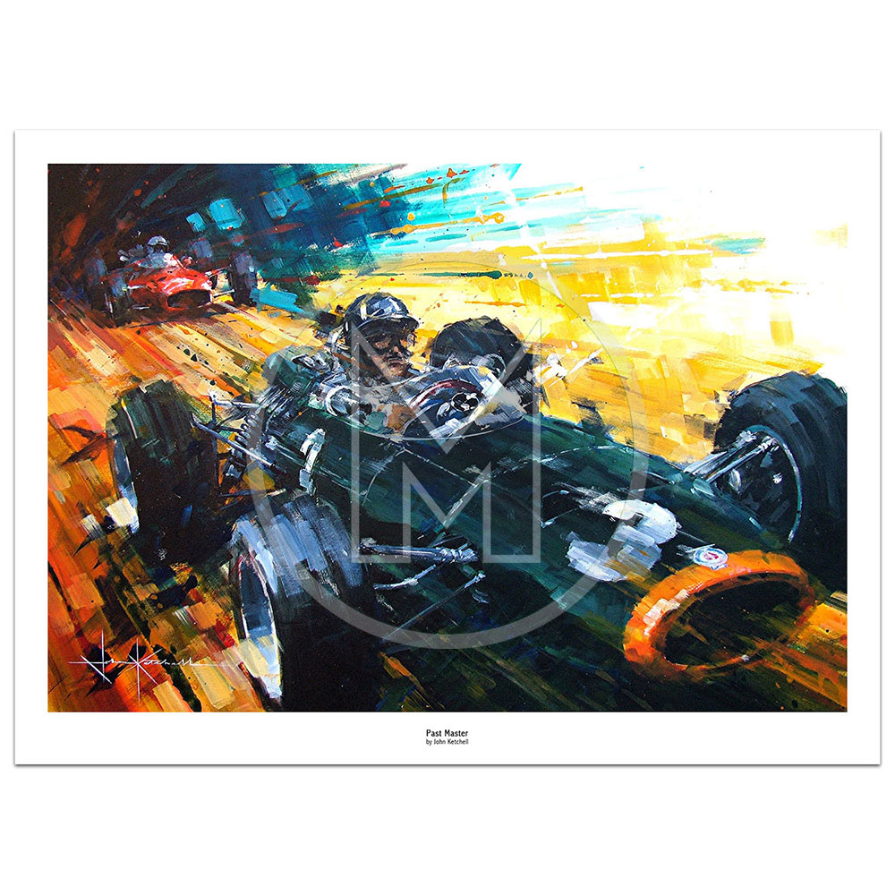 Product image for Past Master | Limited Edition Print