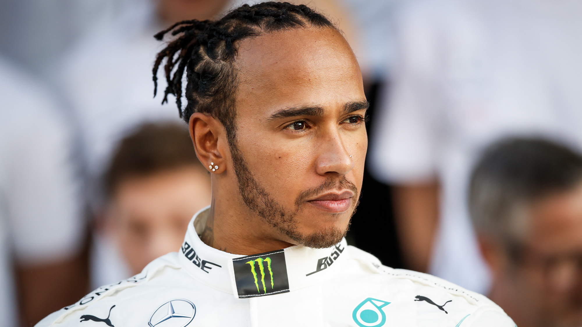 Hamilton: 'Ecclestone comments show why F1 didn't tackle racism in the past'