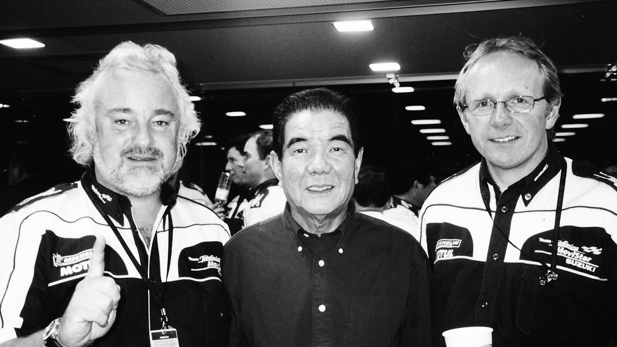 Garry Taylor Mutsuo Itoh and Stuart Shenton