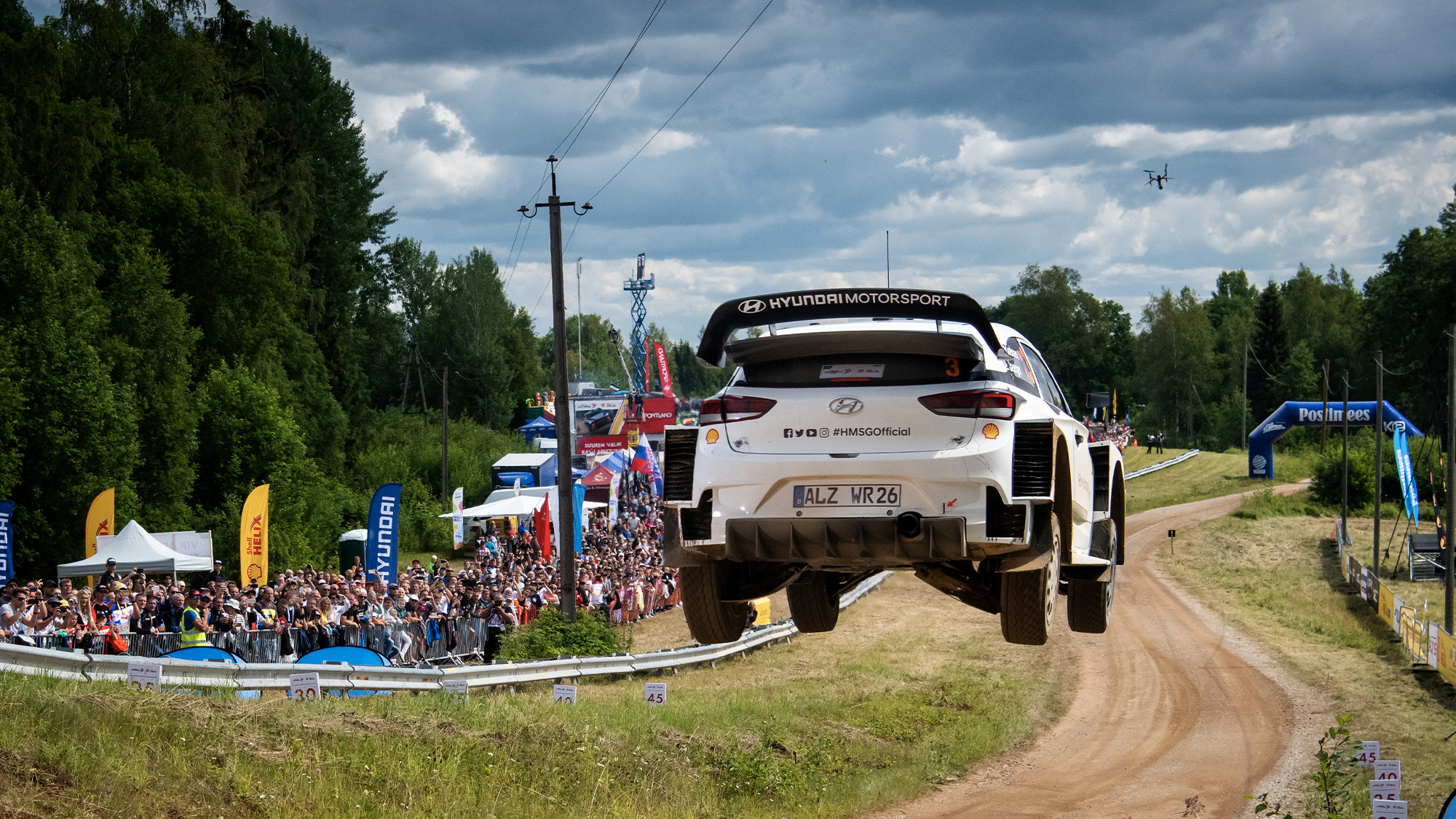 Estonian WRC round will restart 2020 season