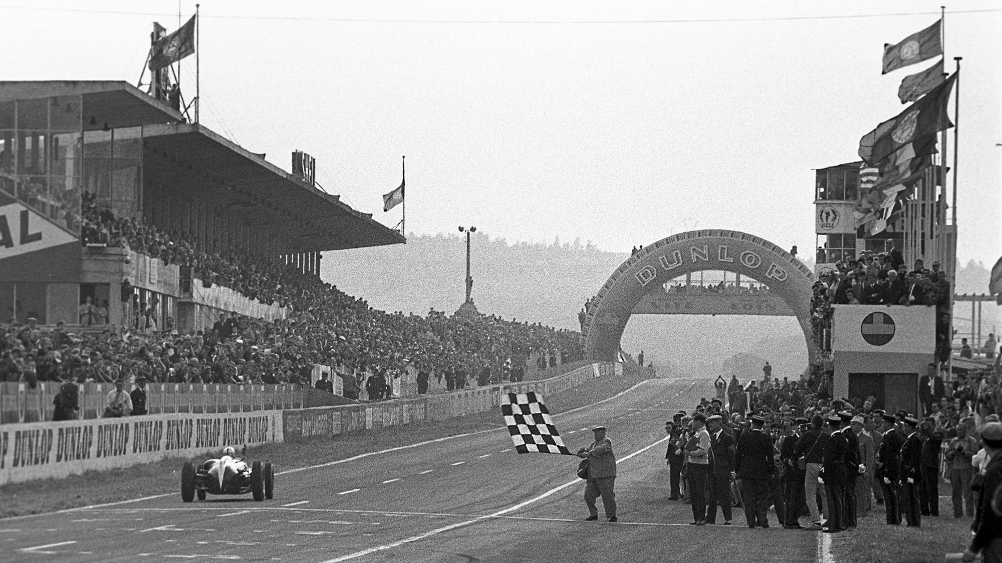 Reims 1960: the end of the road for front-engined F1 cars