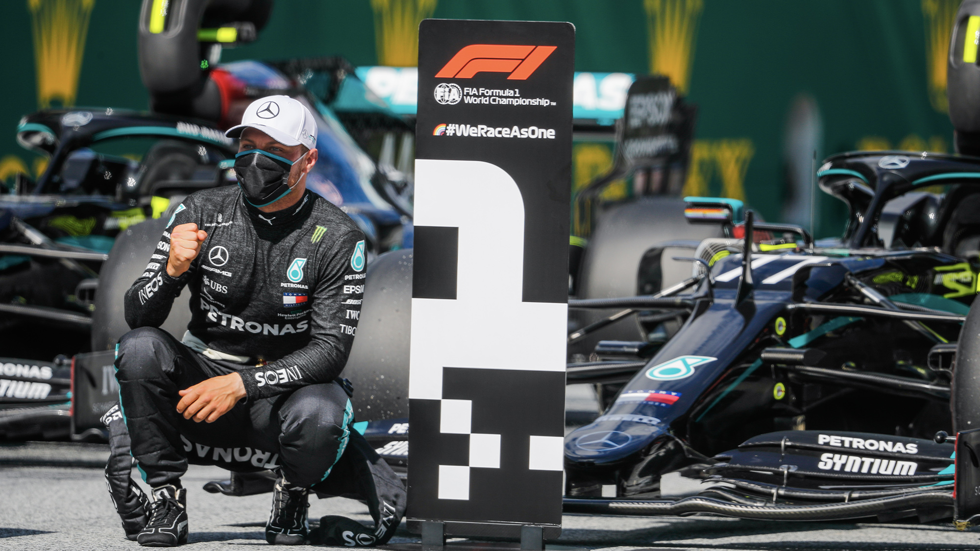 2020 Austrian Grand Prix qualifying: Bottas on pole as Ferrari goes backwards