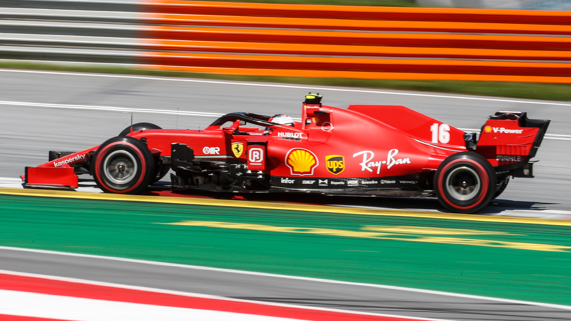 Ferrari fast-tracking aero updates for Styrian Grand Prix