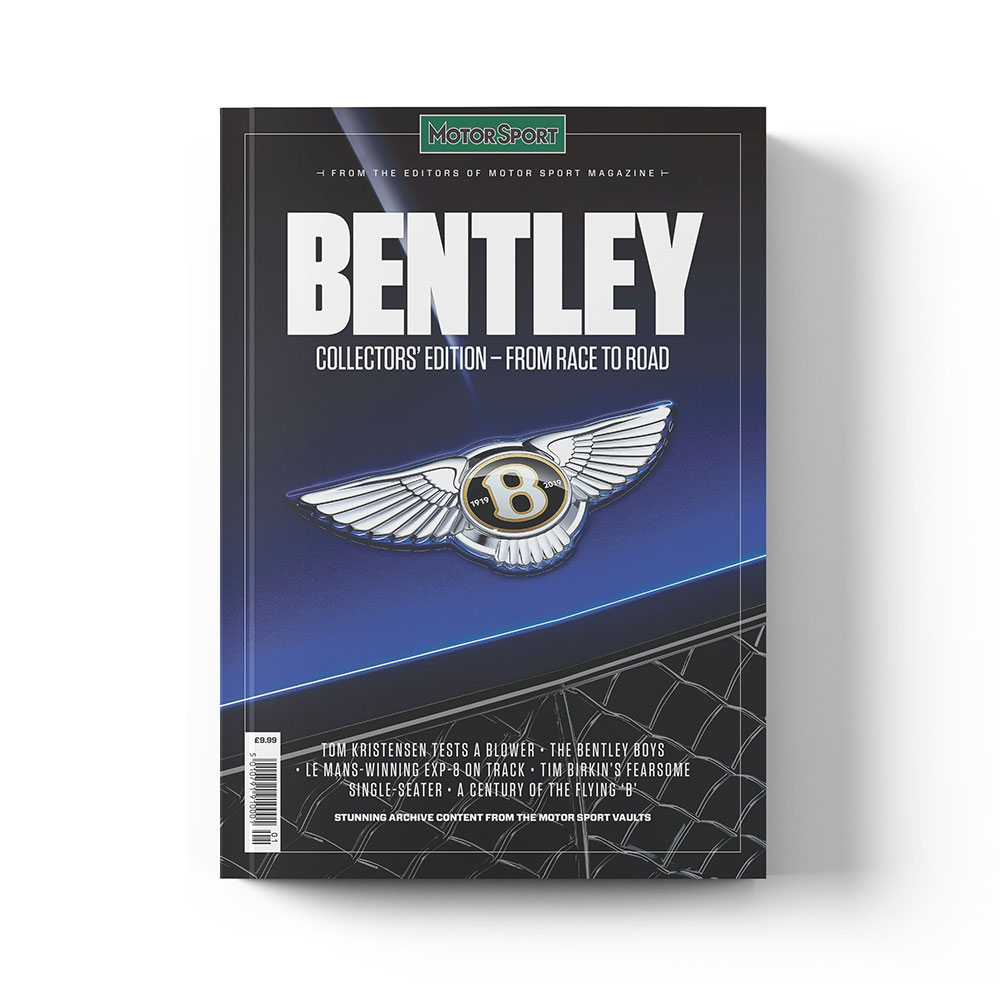 Product image for Bentley - From Race to Road