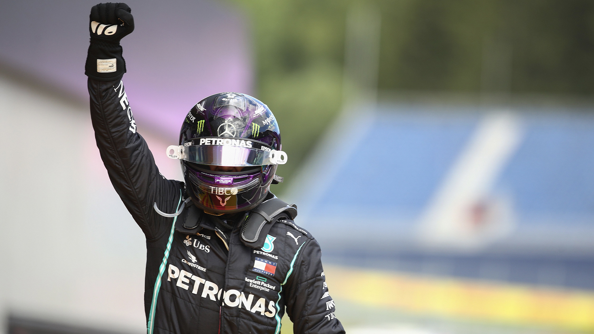 2020 Styrian Grand Prix dominated by Hamilton: race results