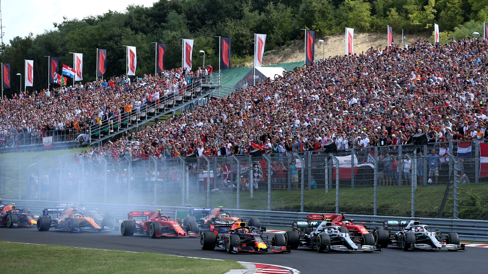 2020 Hungarian Grand Prix preview: Red Bull fightback or Mercedes walkover?