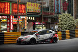 In Macao, the Honda JAS had what it takes …