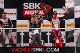Superbike, Supersport, Superstock: podiums for Motul!