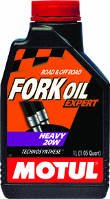 Fork oil expert 20w heavy
