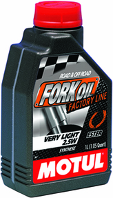 Fork Oil Factory Line Very Light 2.5W