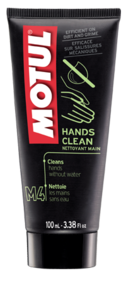 M4 Hands Clean
