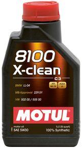 8100 x clean 5w30 1l