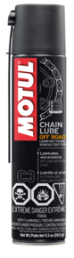 C3 chain lube off road 12x0.400l us can