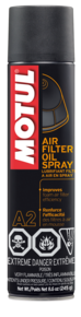 A2 air filter oil spray 12x0.400l us can
