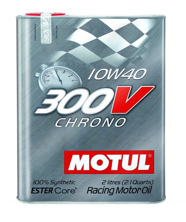 300v Chrono 10w40 Motul