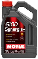 5l 6100 synergie  10w40