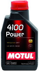 4100 power 15w50 1l hd