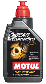 105779 gear competition 75w140 1l