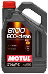8100 eco clean 5w30 5l hd