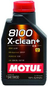 102259 8100 x clean  5w30 1l