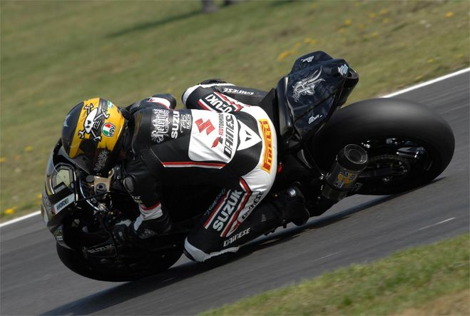 Guy Martin continues to impress
