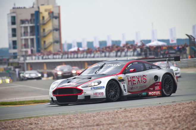 Team Hexis AMR continues its success!