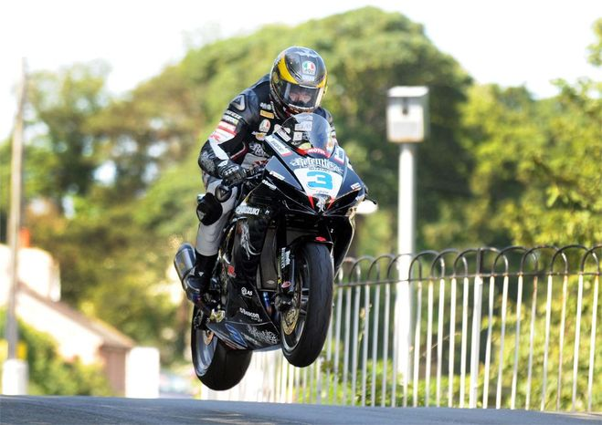 First podiums for Guy Martin