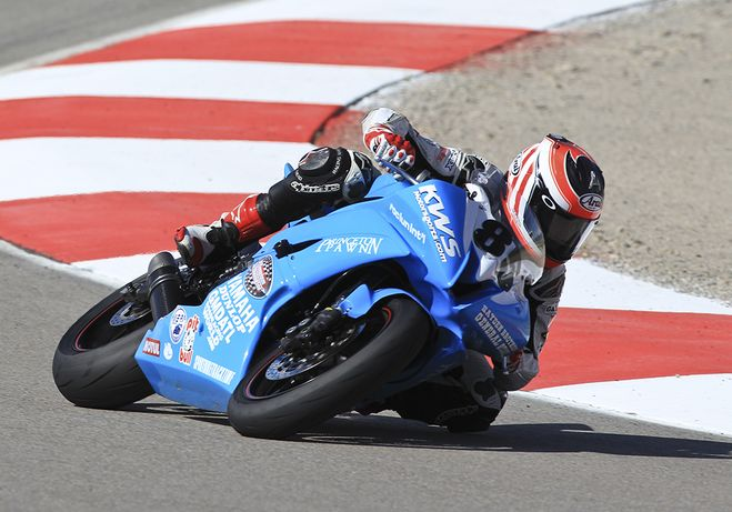 KWS Motorsports and Millennium Technologies Win Four Races and Take the Points Lead at the WERA National Challenge Event at Miller Motorsports Park.
