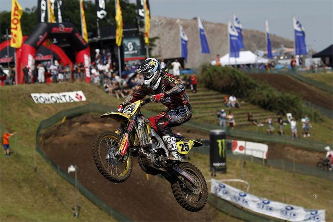 Clément Desalle bags his sixth podium of the season