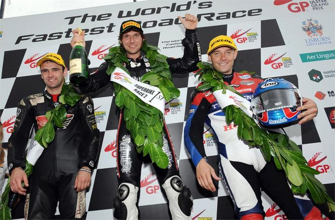 Another victory for Guy Martin!