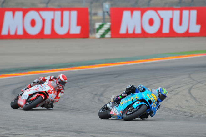 Top 6 for Alvaro Bautista!