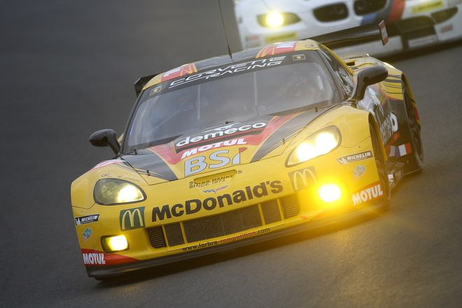 Larbre Compétition bags the LM GTE Am title!