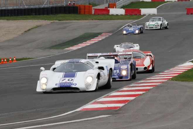 Classic Endurance Racing, a star attraction at the second edition of the Ten Thousand Laps of Le Castellet.