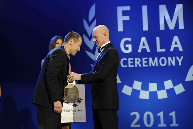FIM honours its champions!