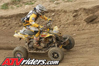 Can am 2012 worcs 01 josh frederick ds 450 atv