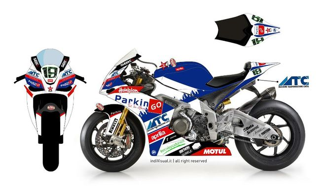 Motul, partner of team ParkinGO Aprilia!