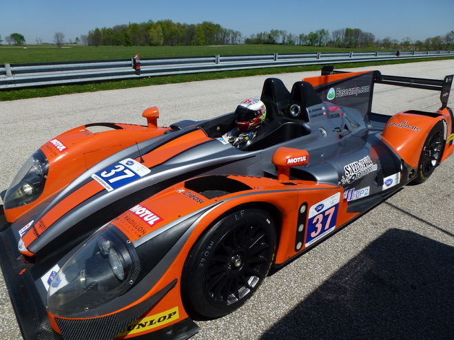 Conquest endurance and Motul form technical partnership for the American Le Mans Series