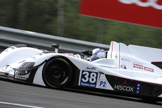 Jota Sport, brilliant winner in LMP2