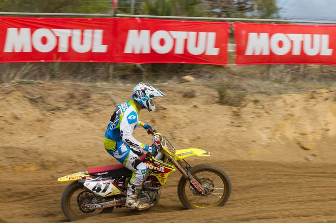 A podium for Motul Suzuki thanks to Todd Waters