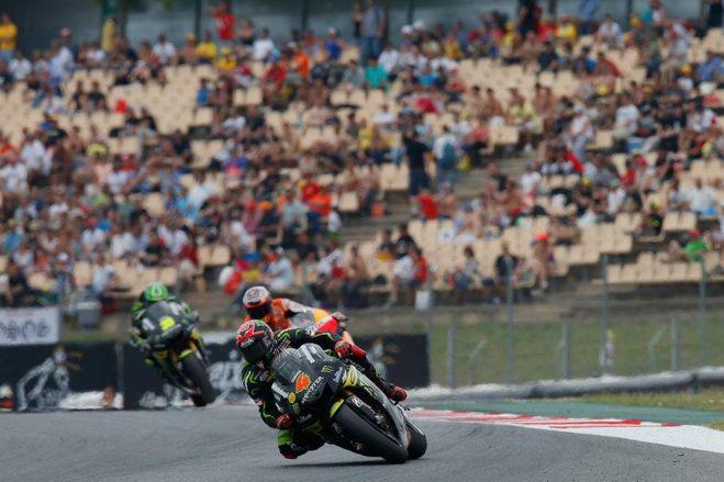 Motul celebrates Monster Yamaha Tech3's MotoGP podium!