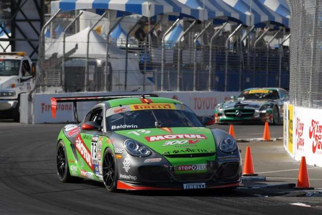 Foametix/StopTech/Motul/GTSport Racing head to Circuit of the America's
