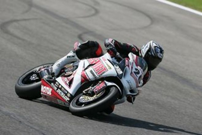 ADR Motorsports Barber Report