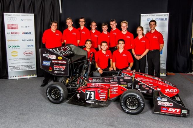 Formula Student Germany 2013 – Hockenheimring, Germany