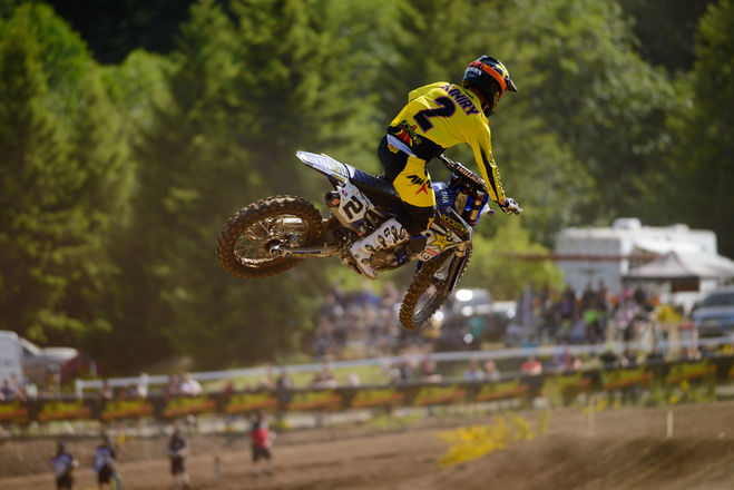 Good start for Team Rockstar Energy Drink OTSFF Yamaha  at season opener in Nanaimo